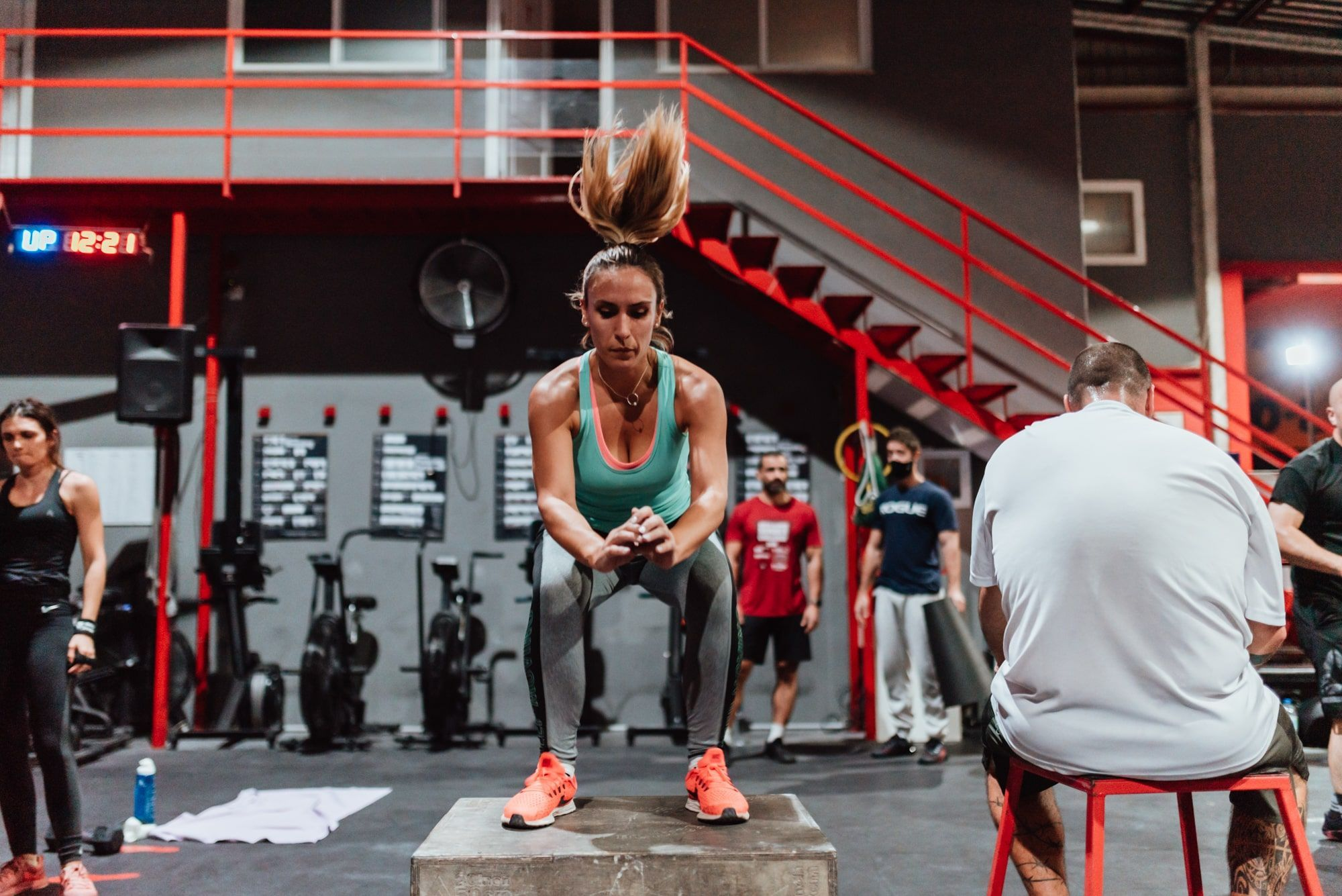 CrossFit Es Salud ✅ Tu Box De CrossFit Alicante